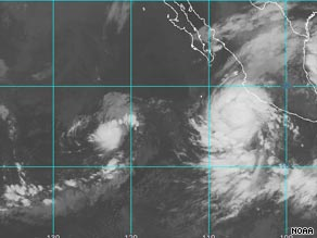 Hurricane Jimena Cat 4 Possibly Headed for Todos Santos